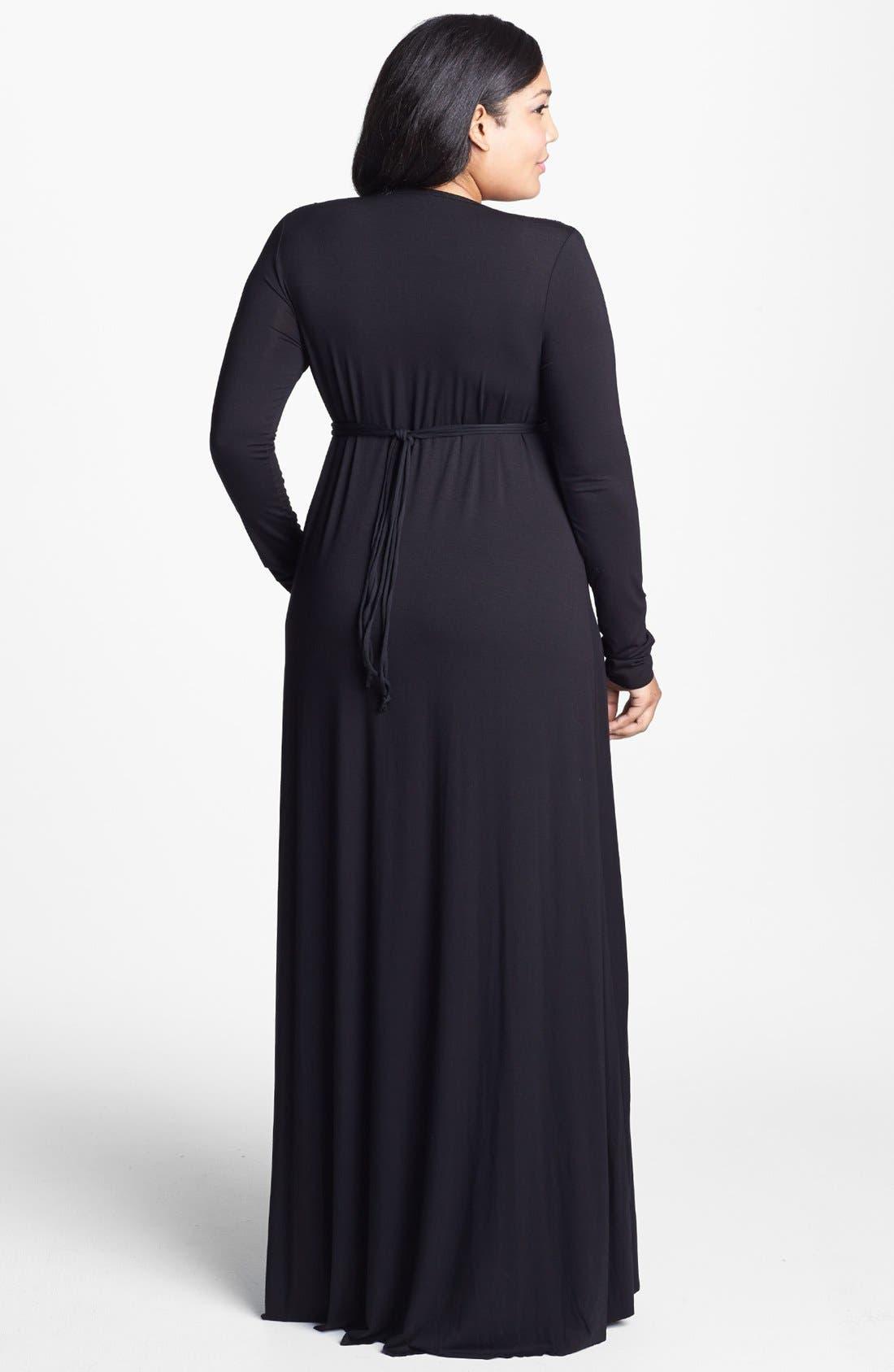 Alternate Image 2  - Rachel Pally Caftan Maxi Dress (Plus Size)