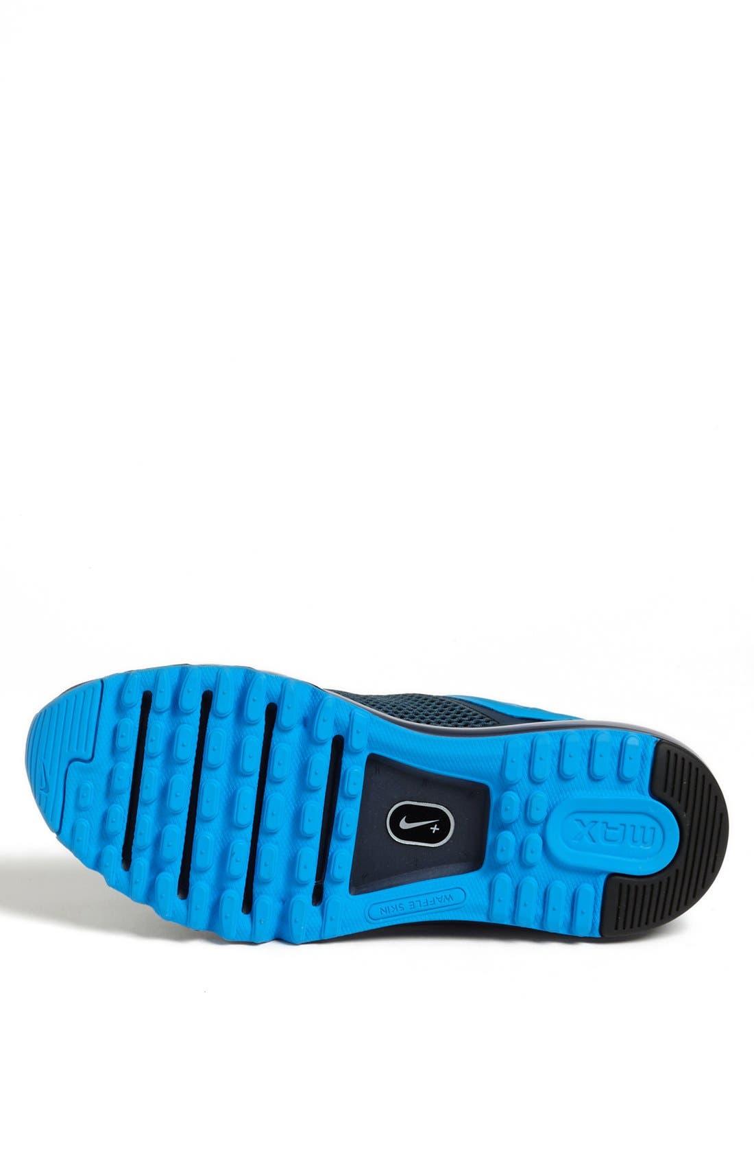 Alternate Image 4  - Nike 'Air Max+ 2013' Running Shoe (Men)