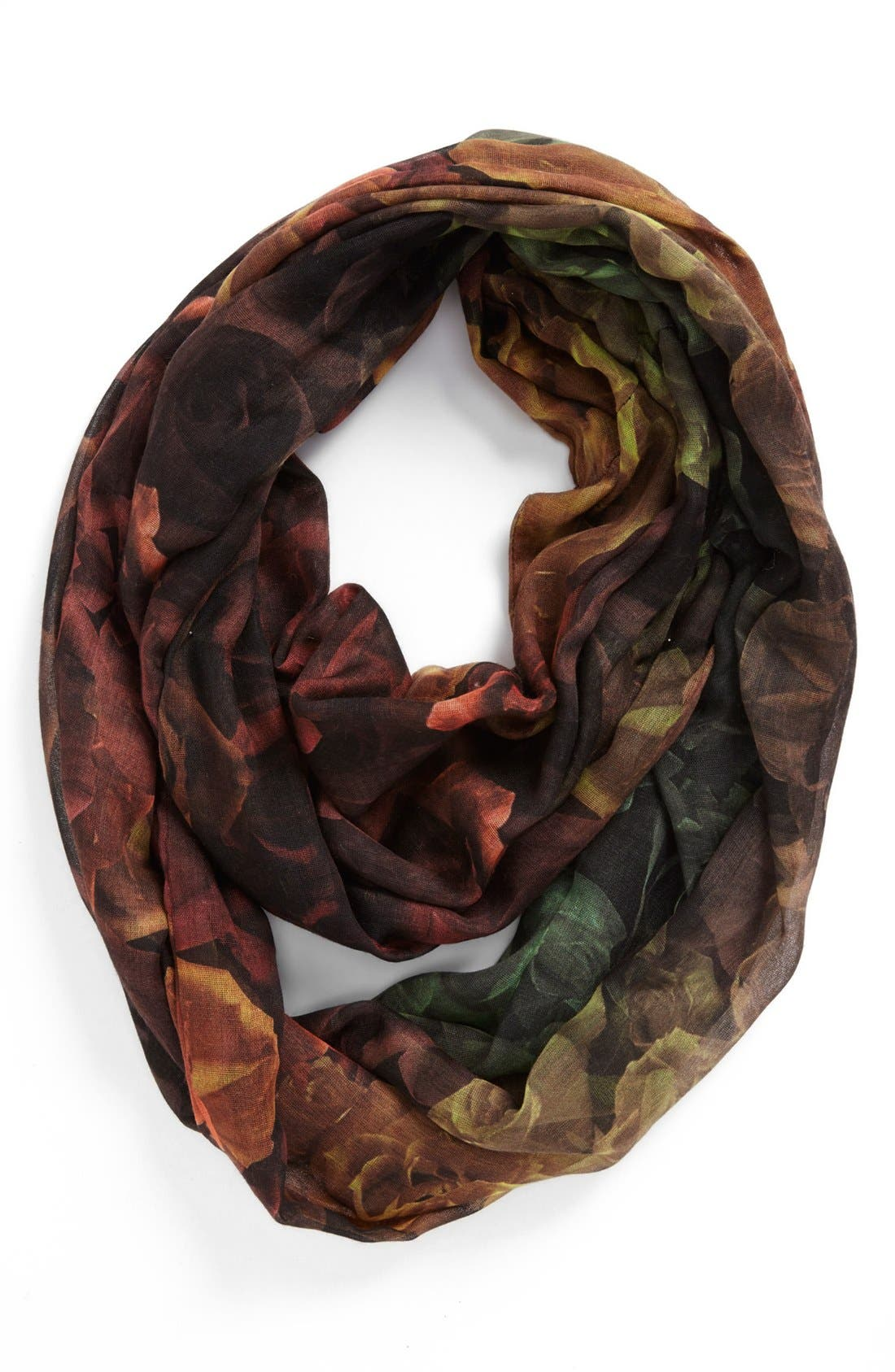 Alternate Image 1 Selected - Front Row Society 'Blossom' Infinity Scarf