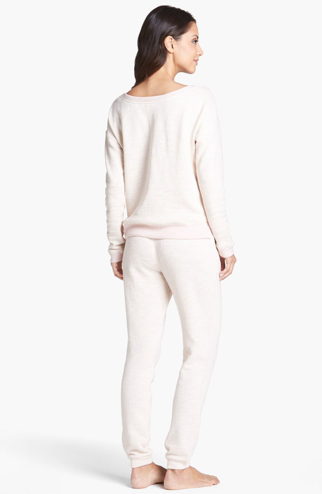 Alternate Image 4  - Juicy Couture 'Hello Sugar' Lace Pullover