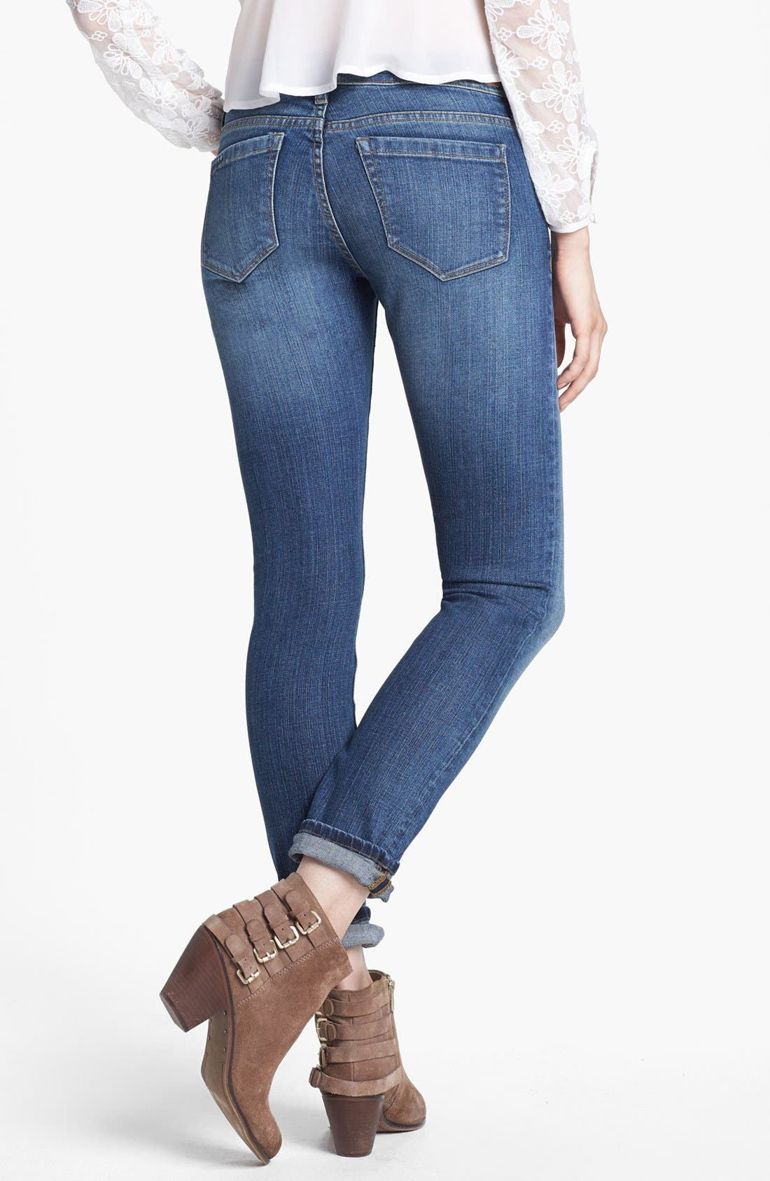 Alternate Image 2  - BLANKNYC Skinny Jeans
