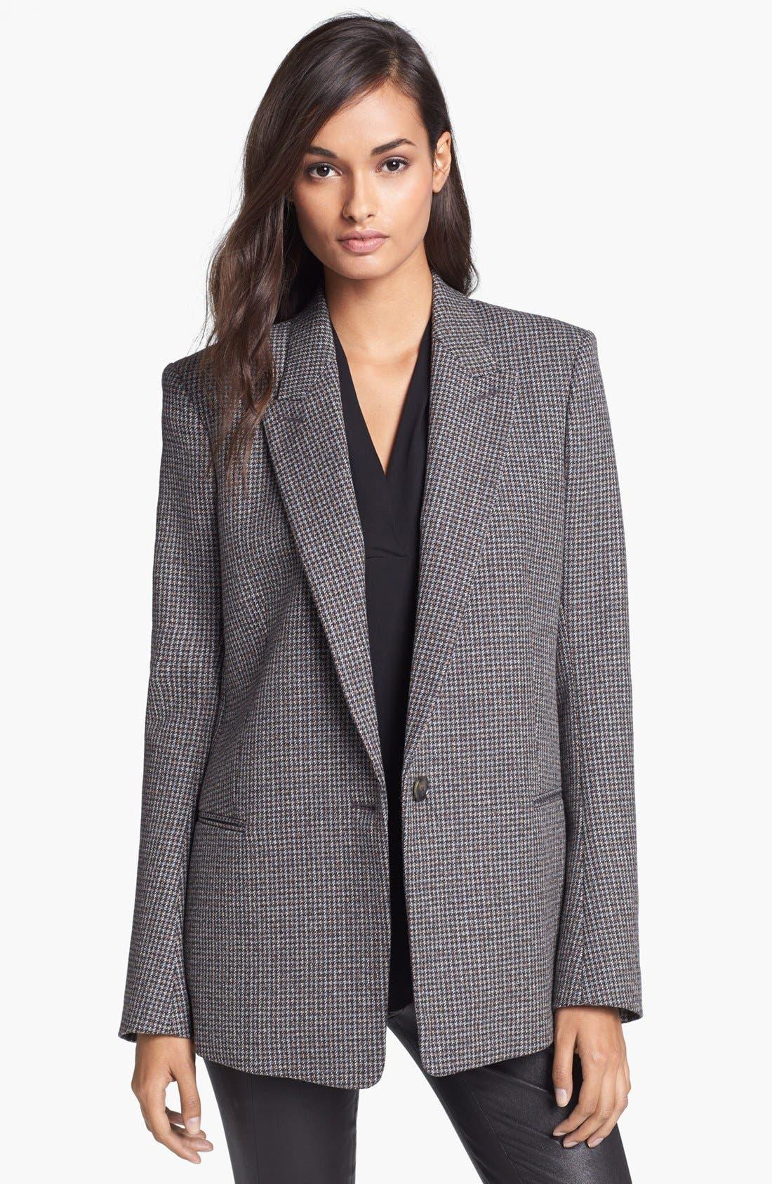Main Image - Theory 'Ganella' Wool Blazer