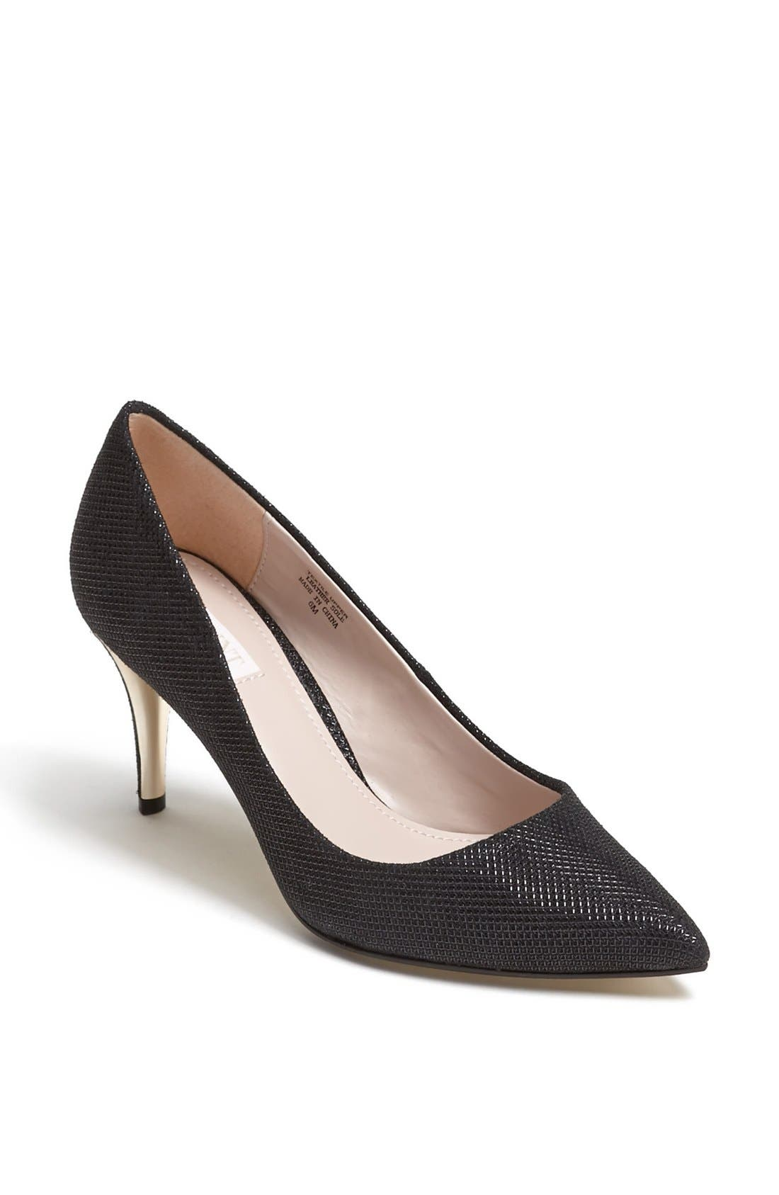 Alternate Image 1 Selected - GLINT ELENA MID HEEL PUMP