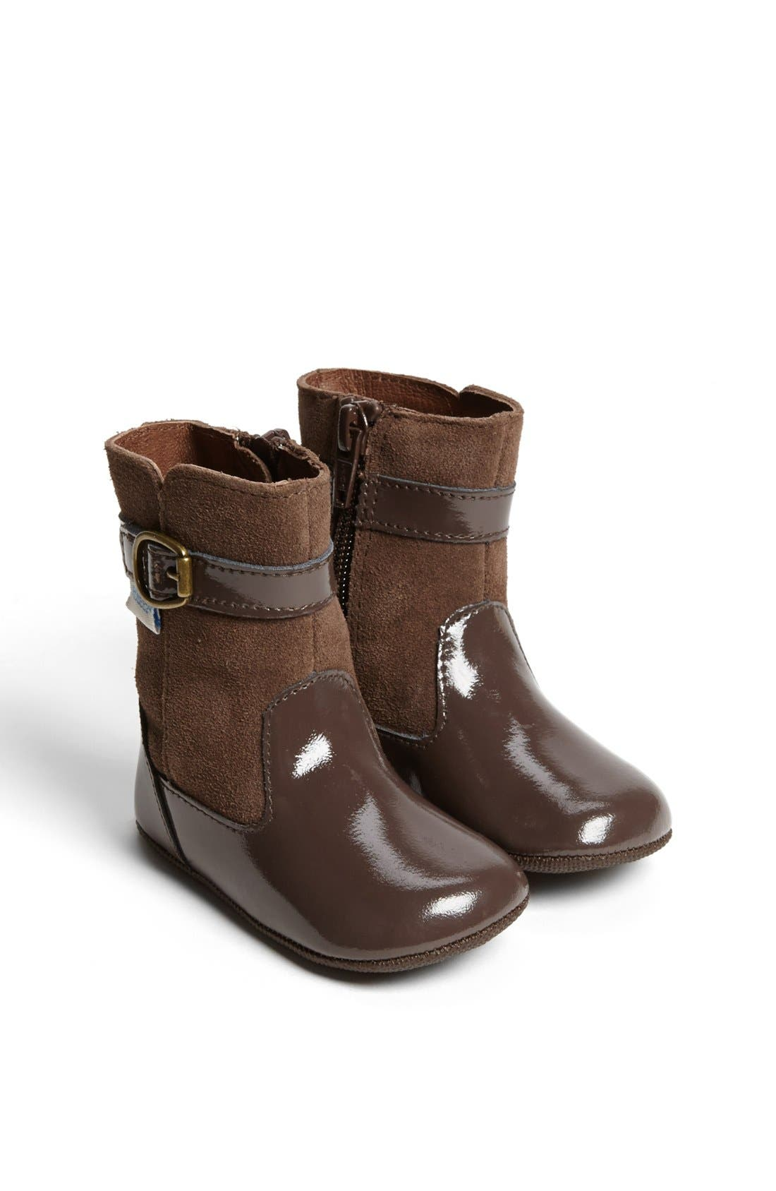 Main Image - Robeez® Mini Shoez 'Taylor' Boot (Baby & Walker)