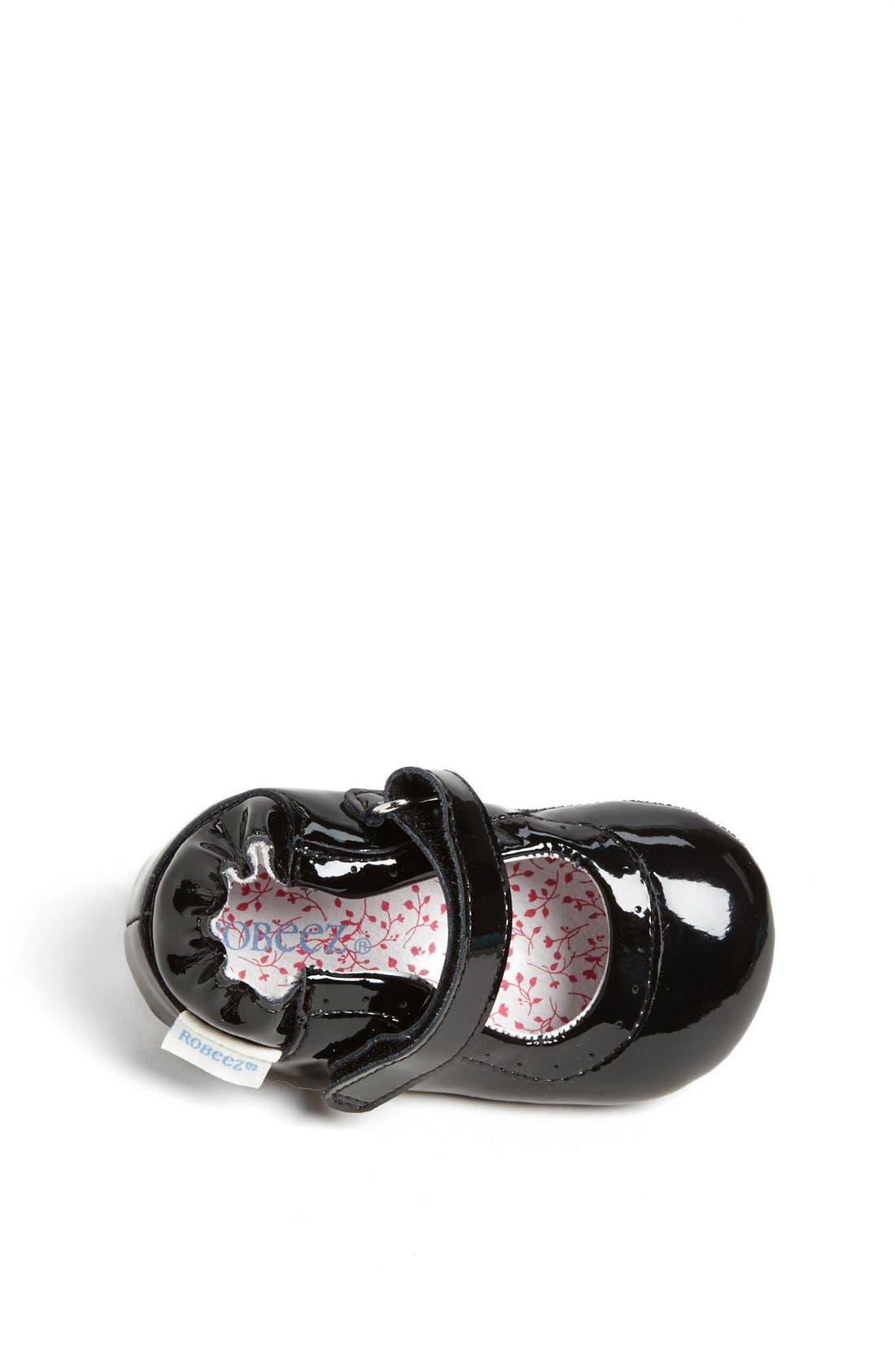 Alternate Image 3  - Robeez® Mini Shoez 'Gracie' Mary Jane (Baby & Walker)
