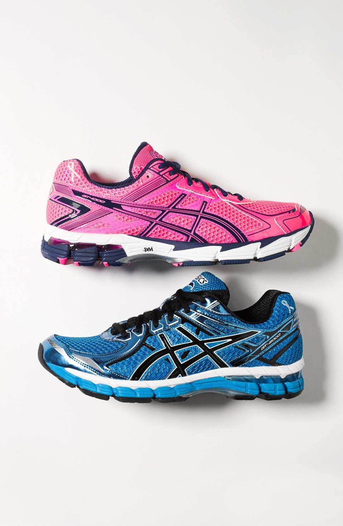 Alternate Image 5  - ASICS® 'GT 1000 PR 2' Running Shoe (Men)