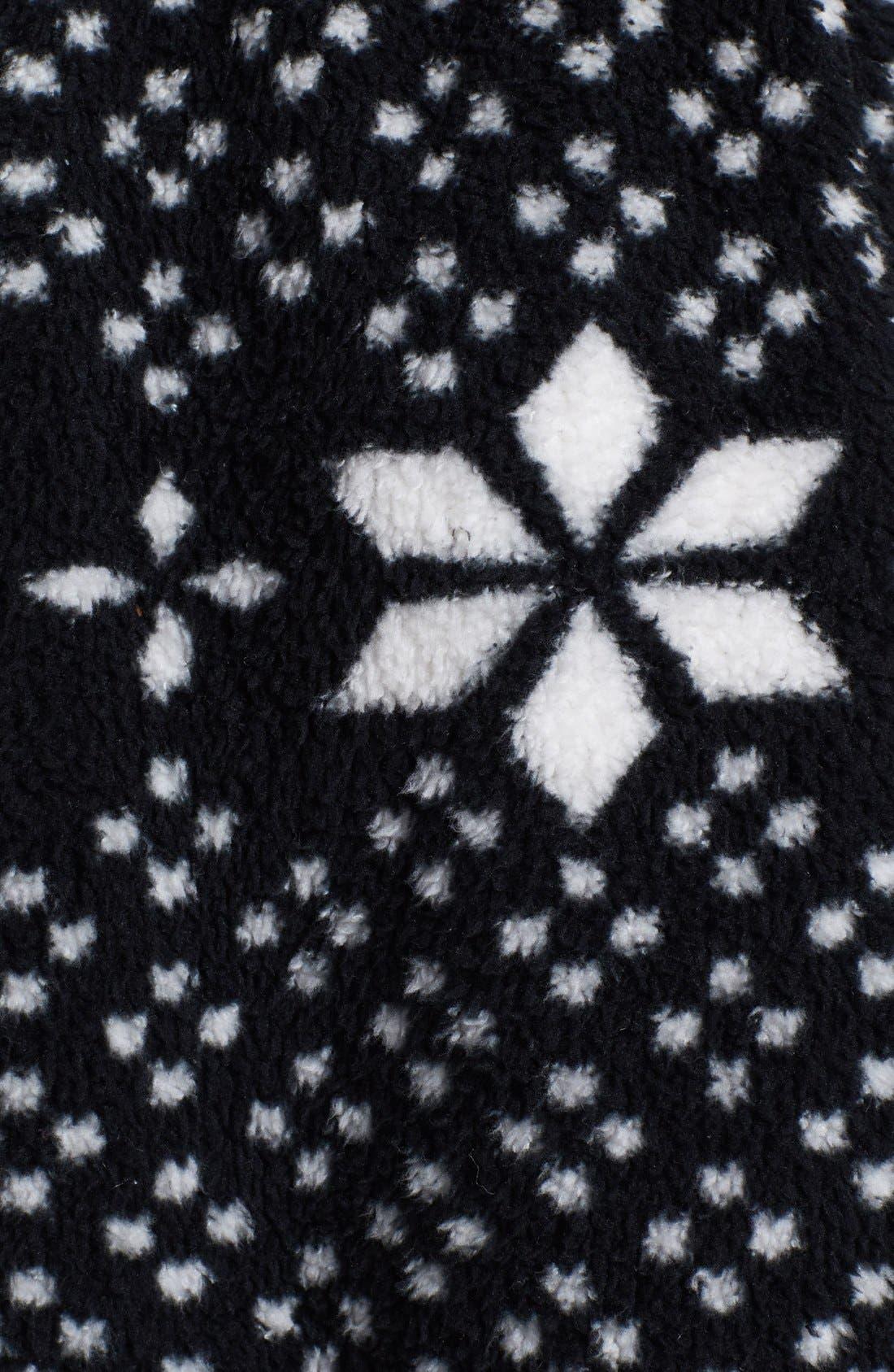 Alternate Image 3  - kensie 'Carissa Cozy' Robe