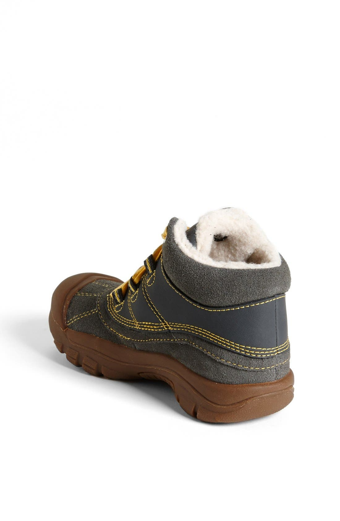 Alternate Image 2  - Keen 'Brady' Waterproof Boot (Toddler, Little Kid & Big Kid)