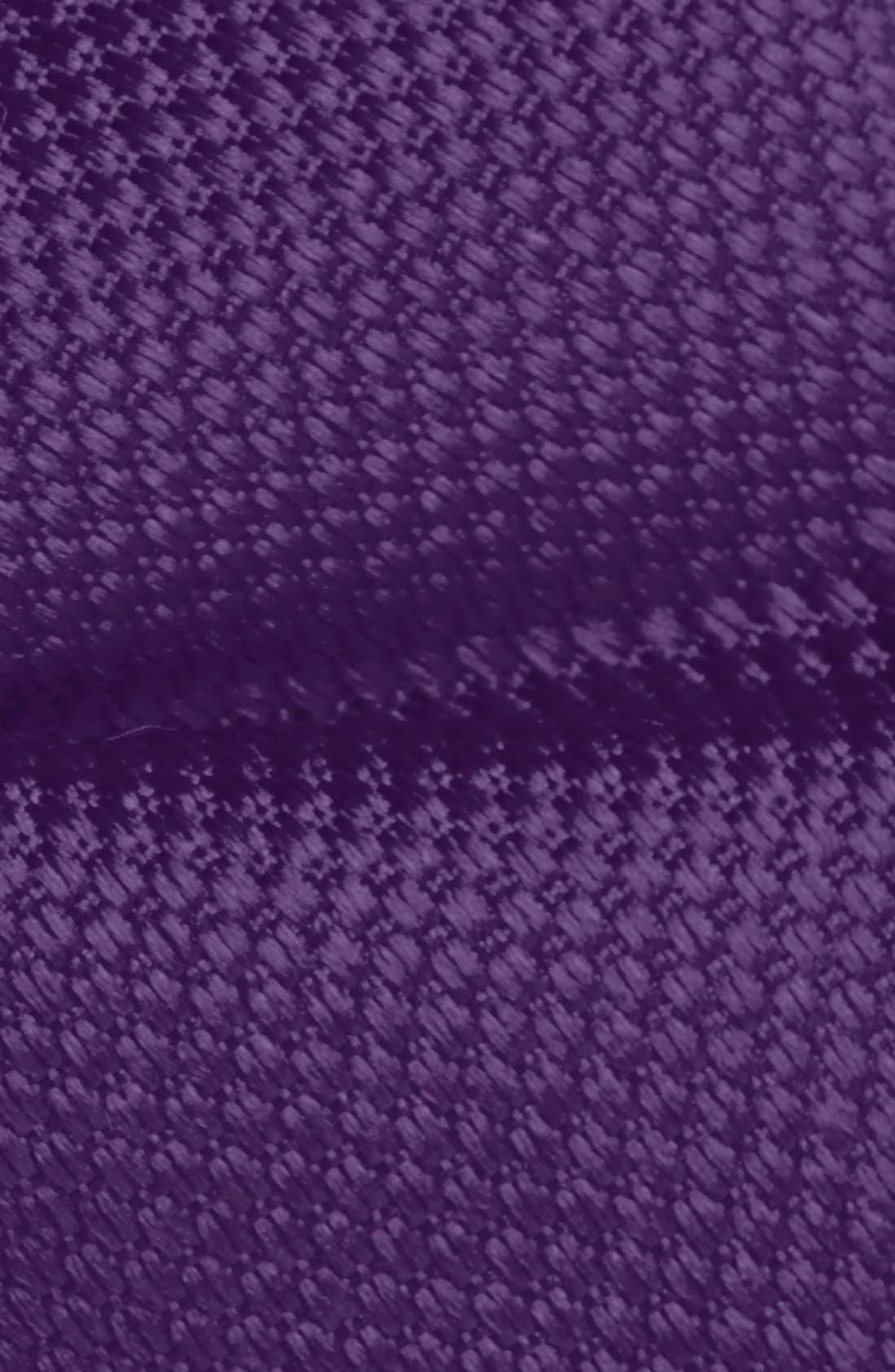 Alternate Image 2  - 1901 Narrow Silk Bow Tie