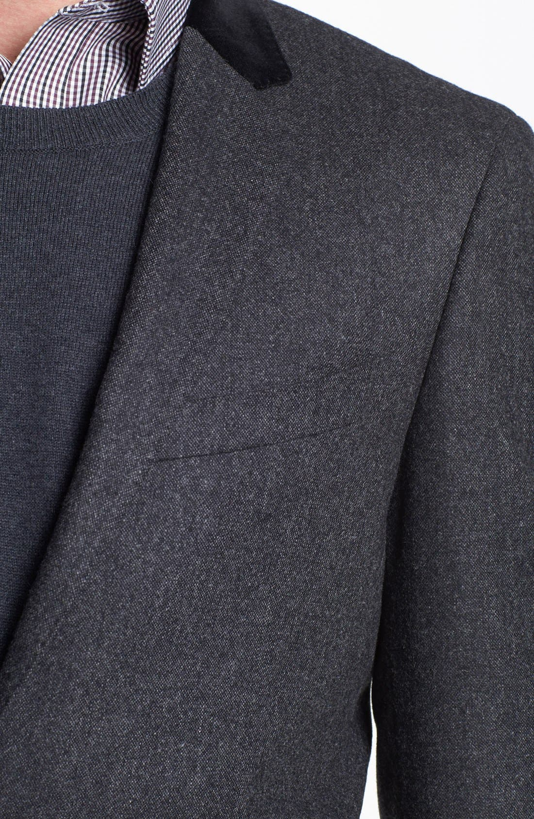 Alternate Image 2  - BOSS HUGO BOSS 'Rayford' Trim Fit Blazer