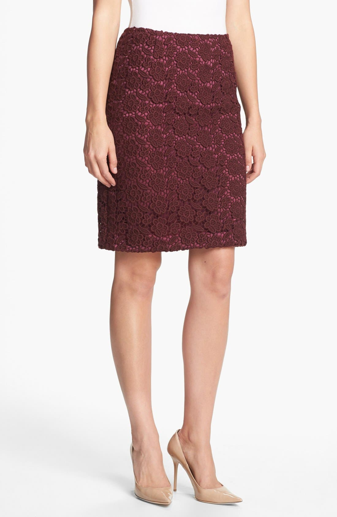 Alternate Image 1 Selected - Weekend Max Mara 'Lollo' Skirt