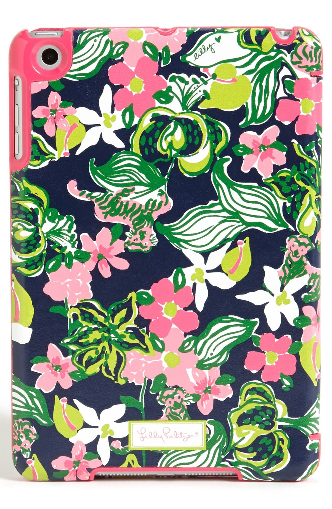 Alternate Image 4  - Lilly Pulitzer® 'Tiger Lilly' iPad Mini Case