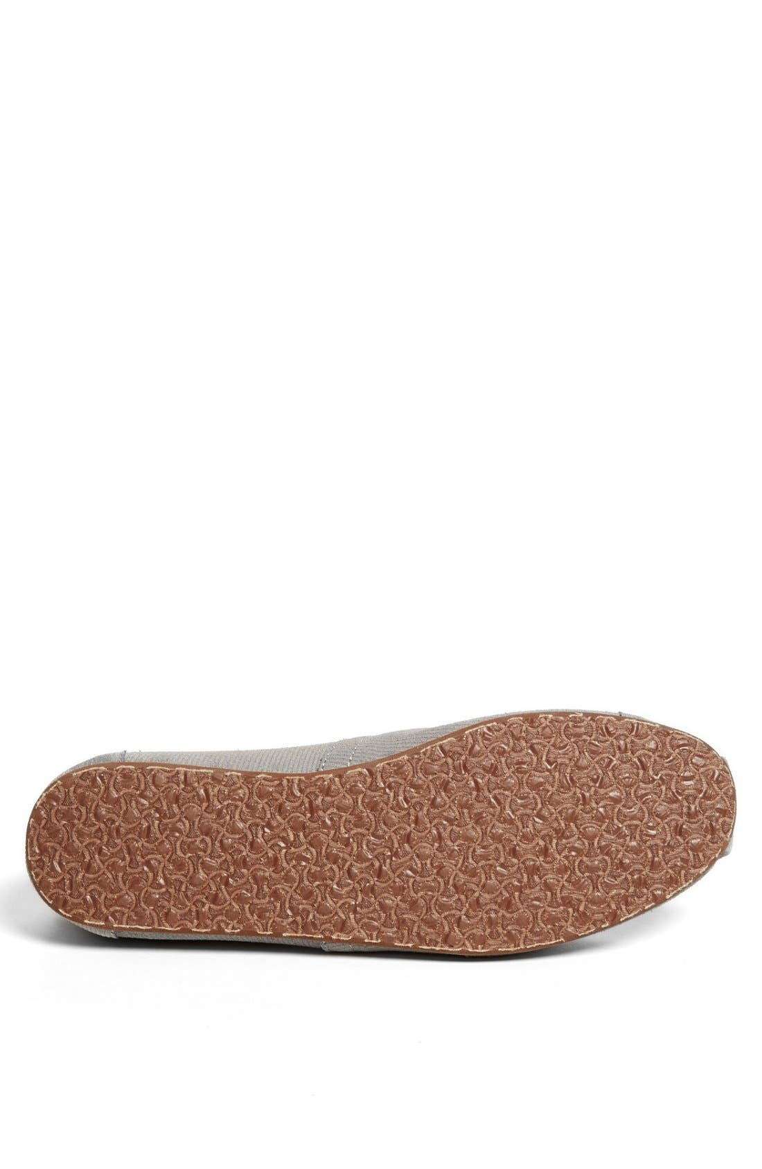 Alternate Image 4  - TOMS 'Movember Classic' Slip-On (Men) (Limited Edition - Movember)
