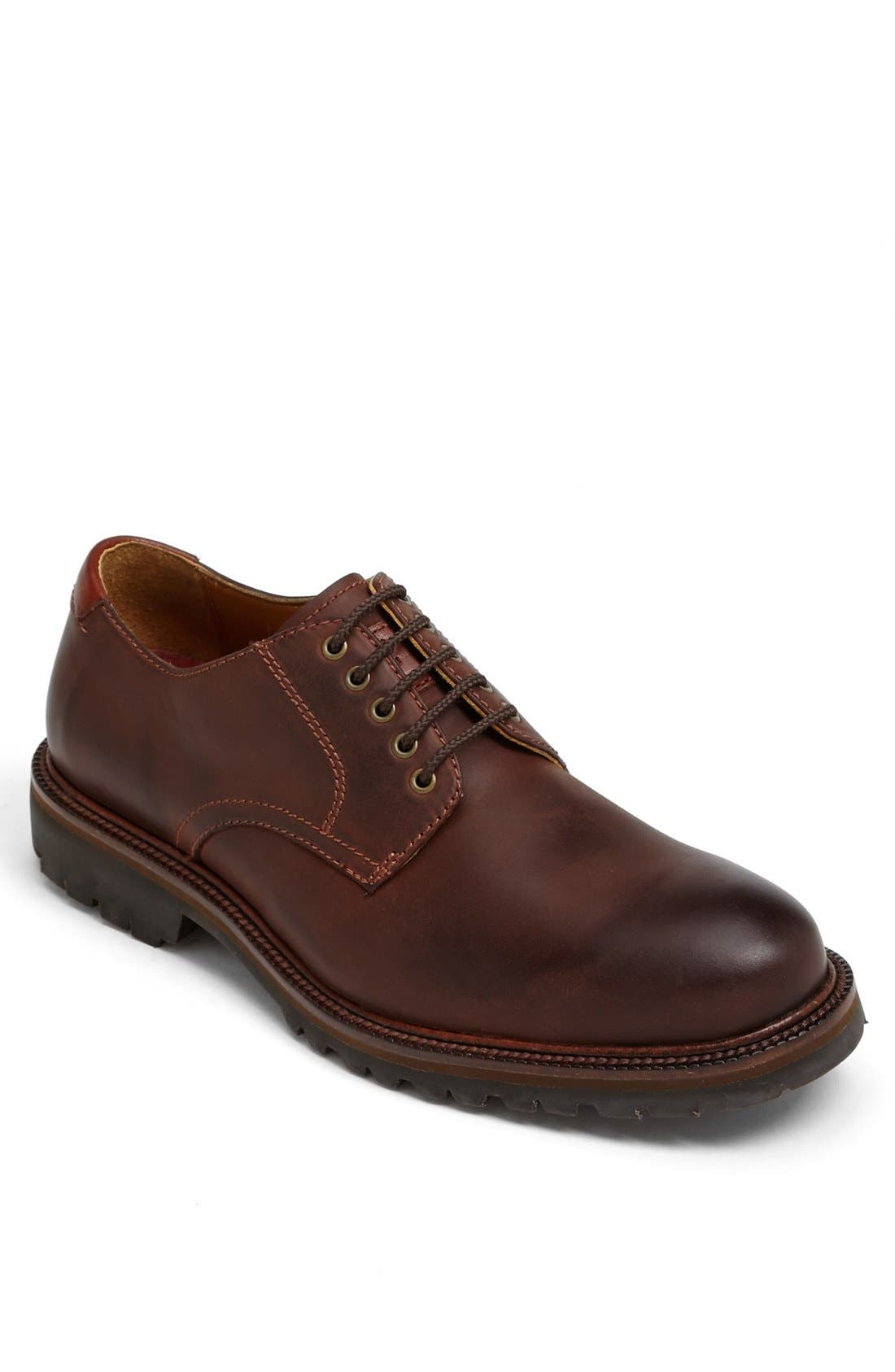 Alternate Image 1 Selected - Trask 'Gallatin' Plain Toe Derby
