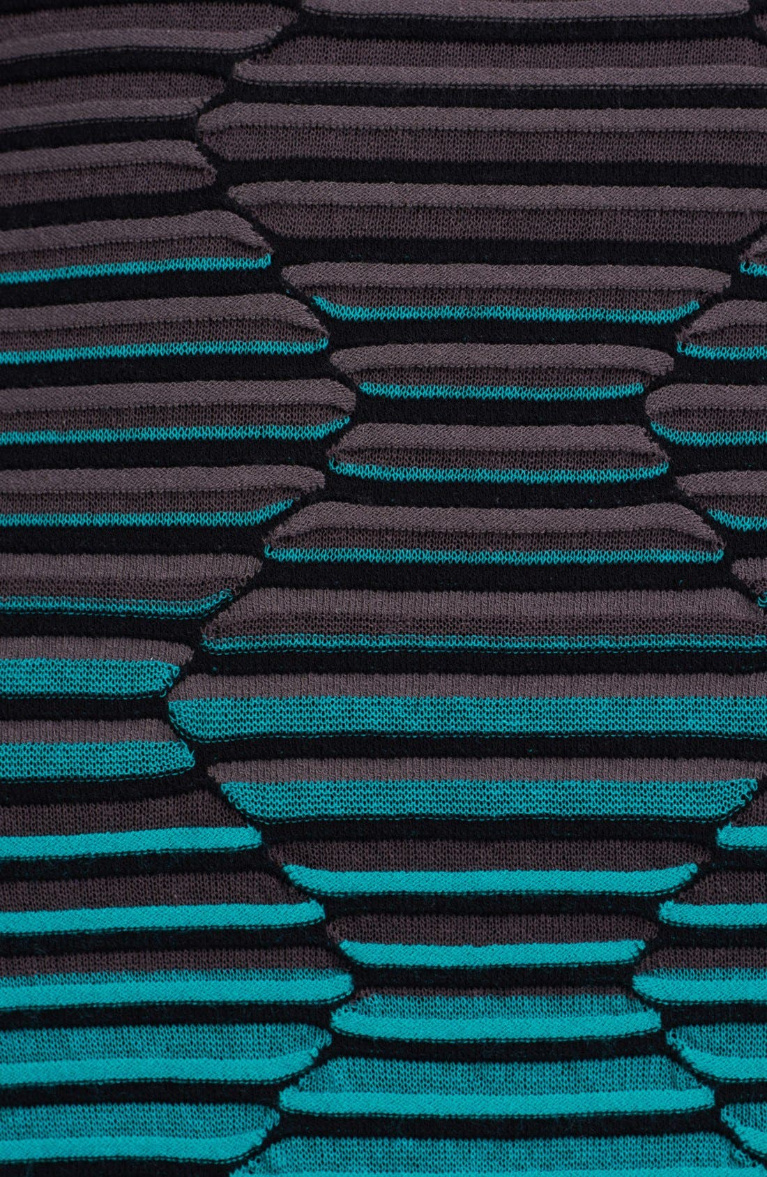 Alternate Image 3  - M Missoni Hexagon Stripe Knit Dress