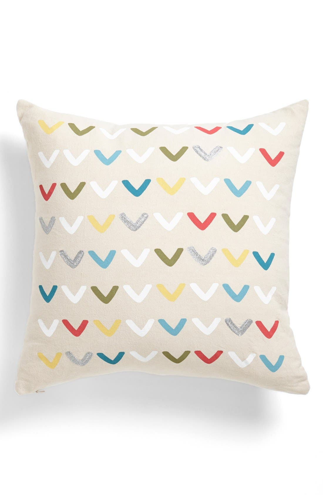 Alternate Image 1 Selected - Nordstrom at Home 'Chevron Party' Pillow