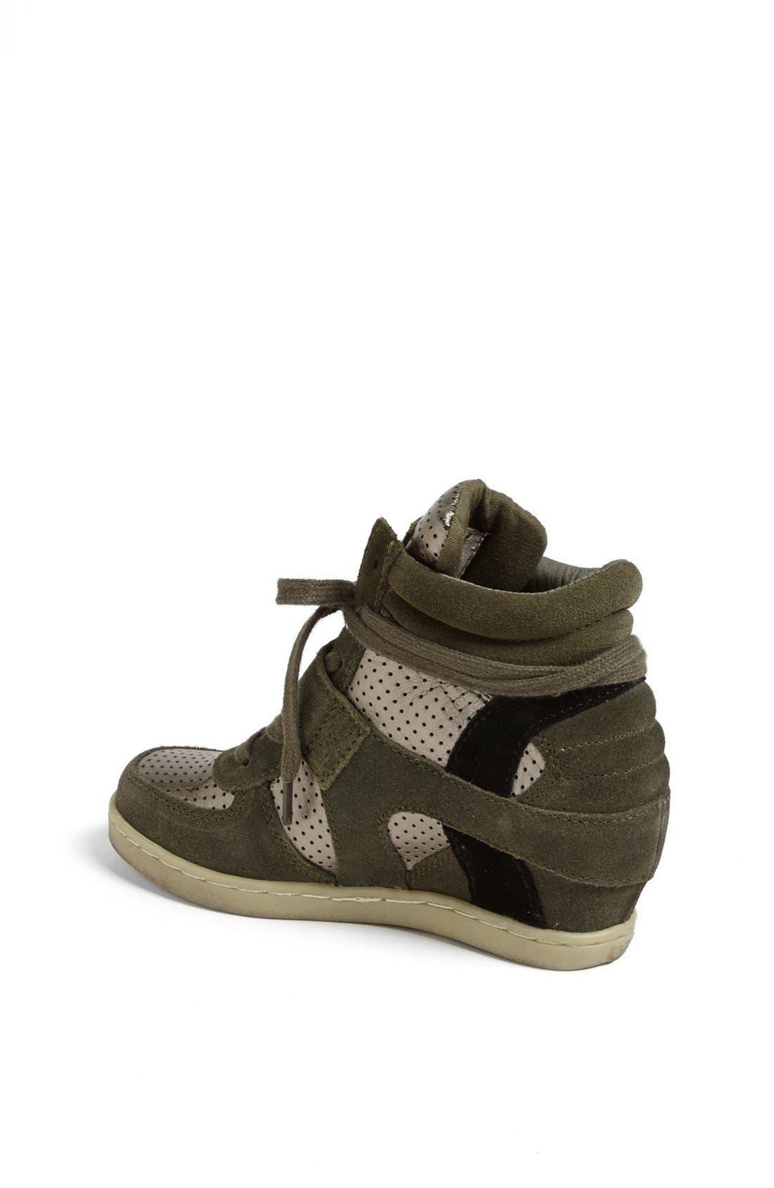 Alternate Image 2  - Ash 'Babe' Hidden Wedge Sneaker (Toddler, Little Kid & Big Kid)