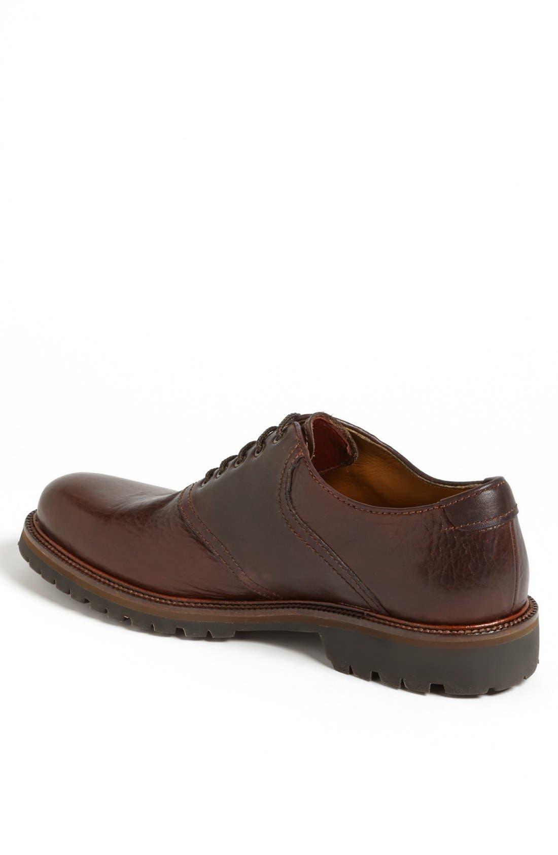 Alternate Image 2  - Trask 'Garland' Saddle Shoe (Men) (Online Only)