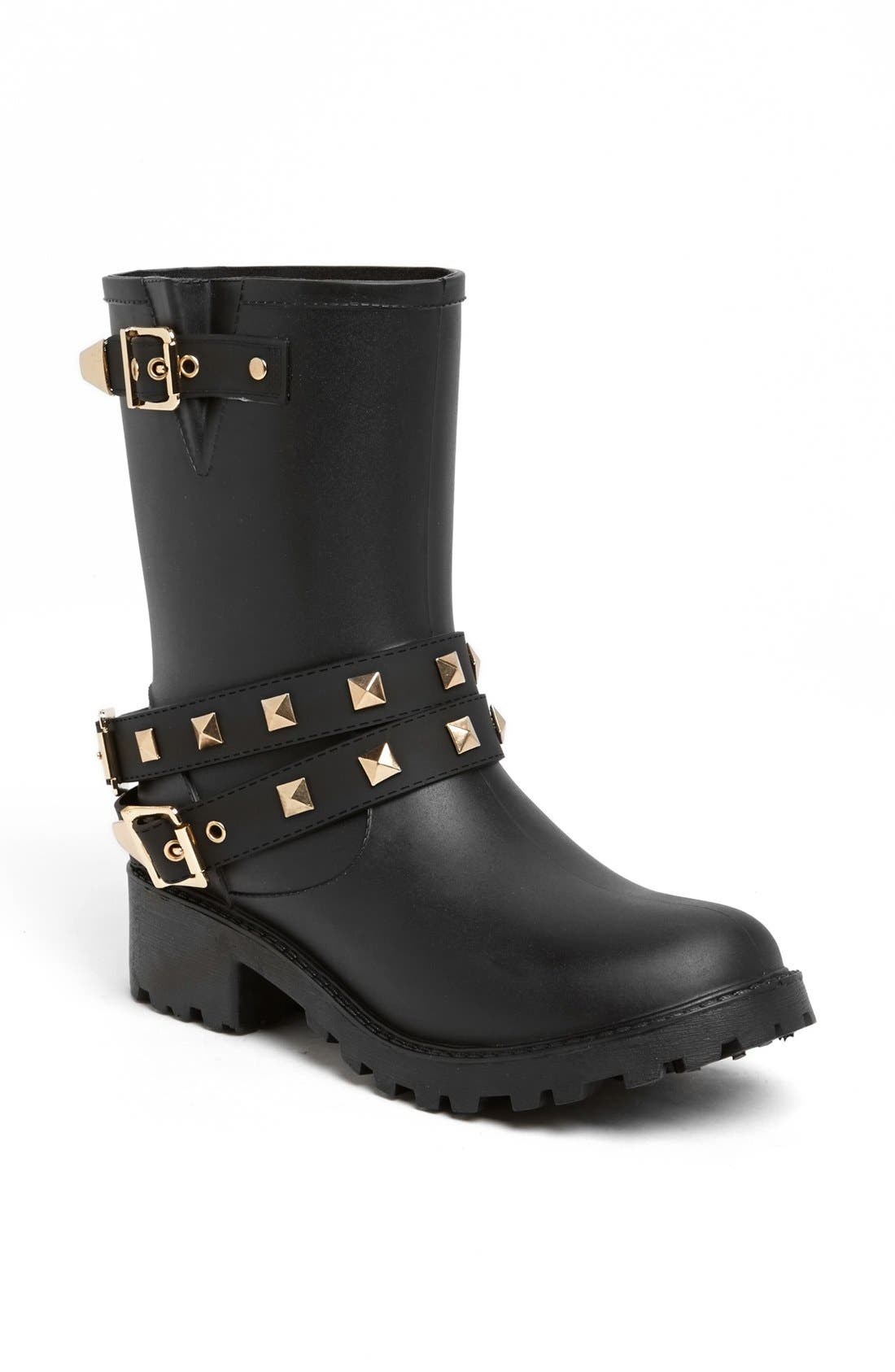 Alternate Image 1 Selected - Steve Madden 'Downpour' Rain Boot