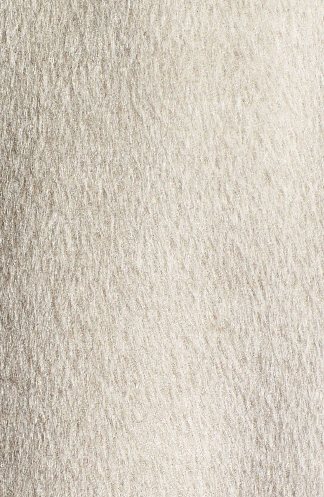 Alternate Image 3  - Andean Long Oversized Alpaca Blend Coat