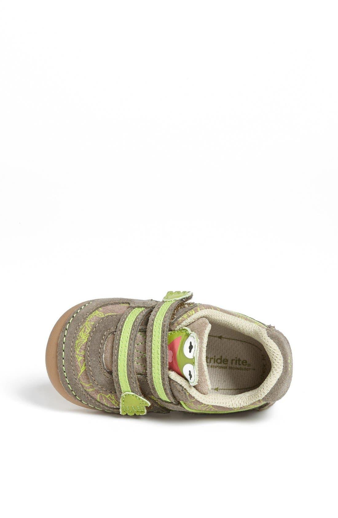 Alternate Image 3  - Stride Rite 'Kermit' Sneaker (Baby & Walker)