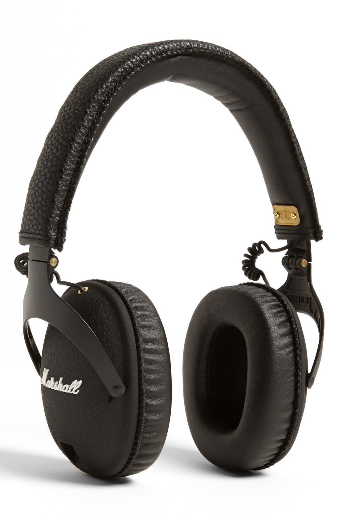 Main Image - Marshall 'Monitor' Over Ear Headphones