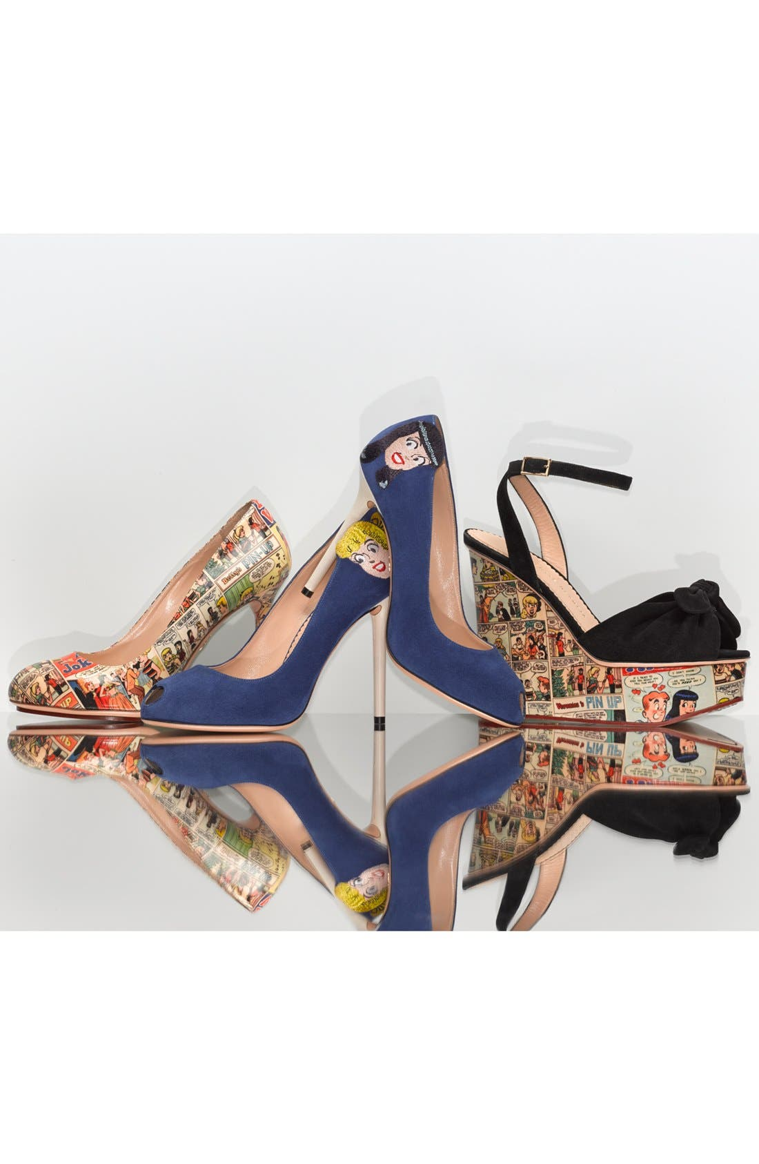 Alternate Image 6  - Charlotte Olympia 'Jennifer Comic' Pump (Nordstrom Exclusive)