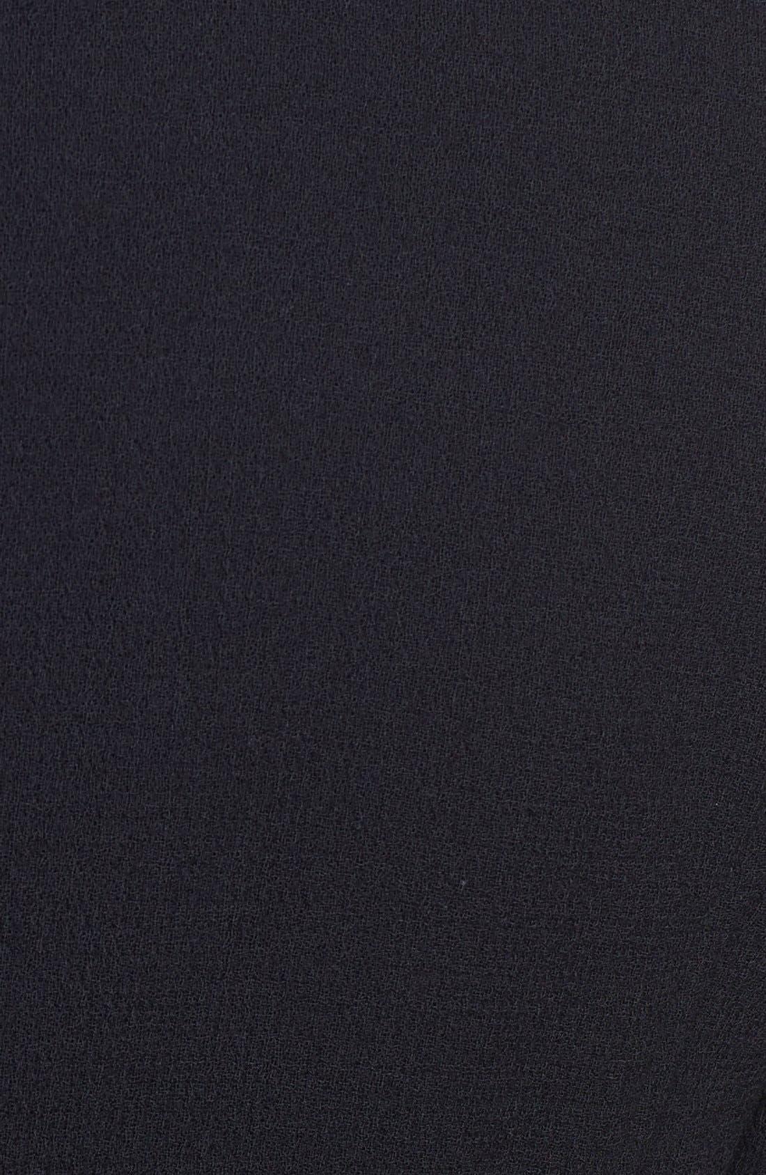 Alternate Image 3  - Santorelli Wool Panel Car Coat