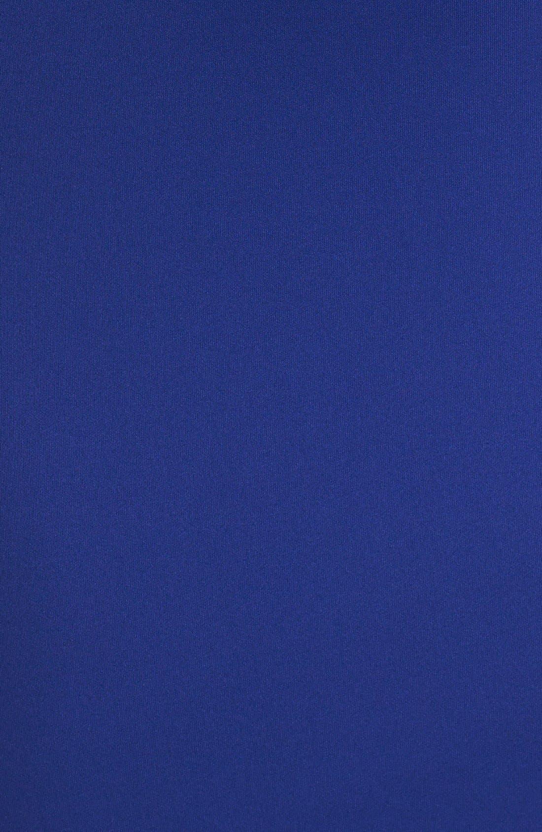 Alternate Image 3  - Alexia Admor Studded Pont Knit Sheath Dress