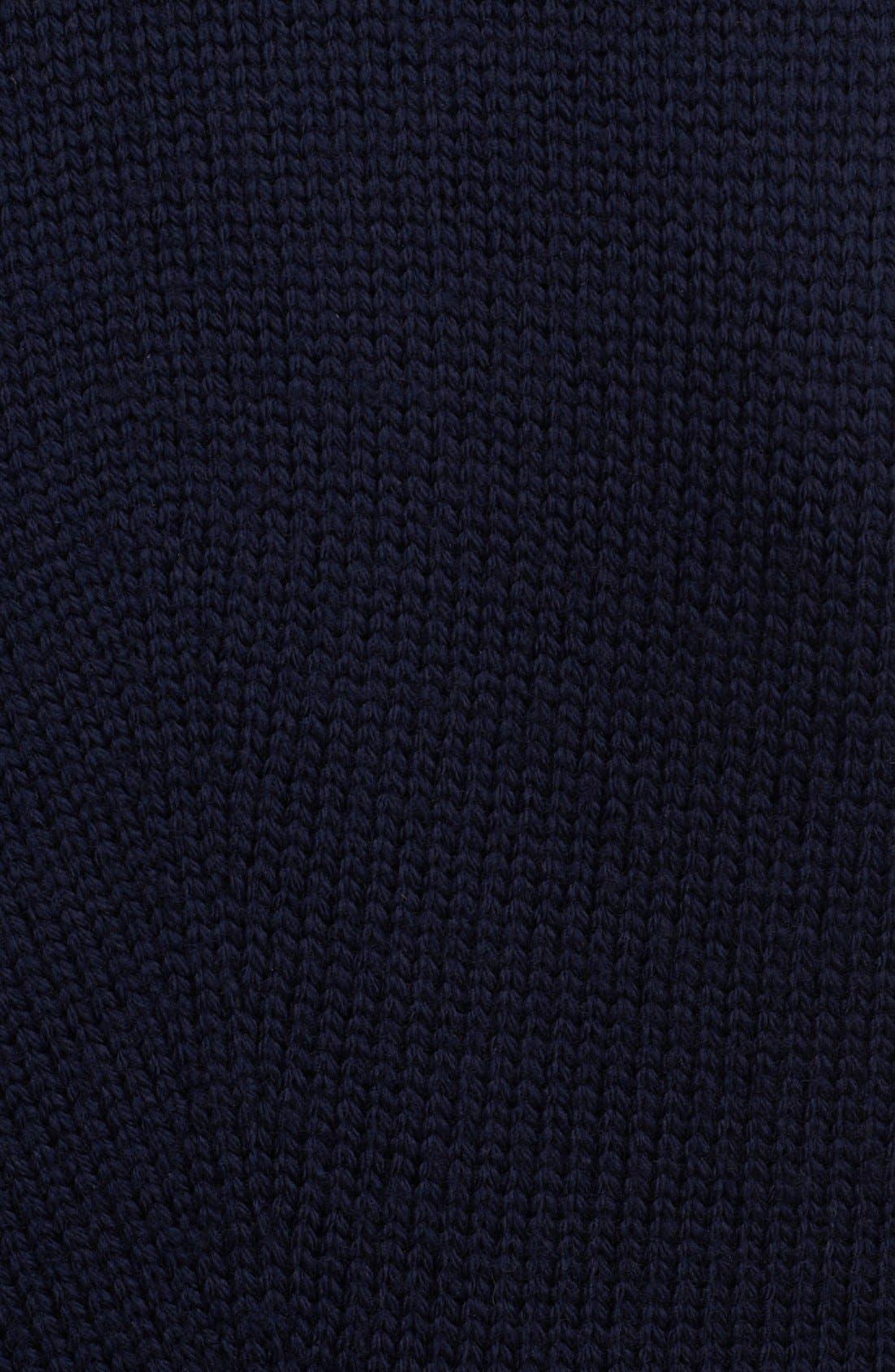 Alternate Image 3  - Junya Watanabe Mock Neck Wool Jersey Sweater