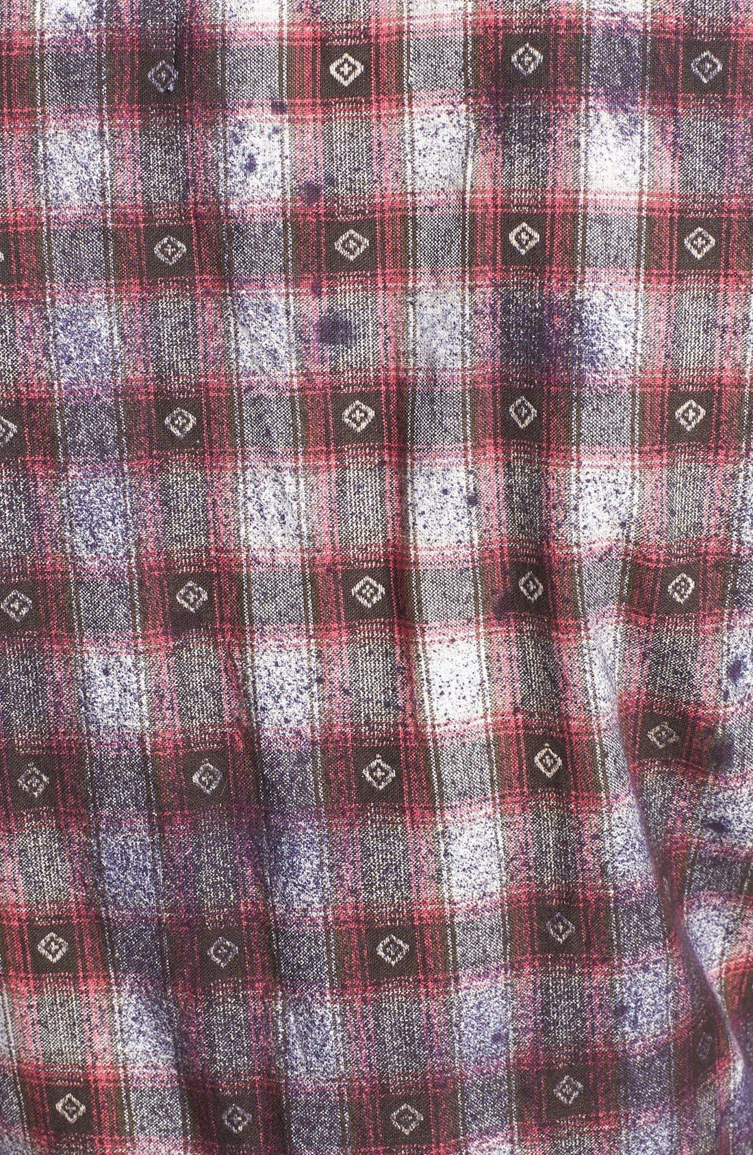Alternate Image 3  - MINKPINK 'Easy Going' Print Babydoll Dress