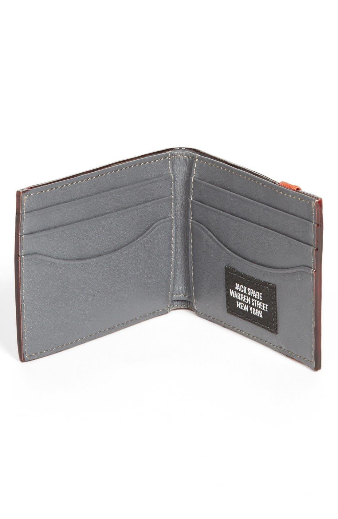 Alternate Image 2  - Jack Spade Index Wallet