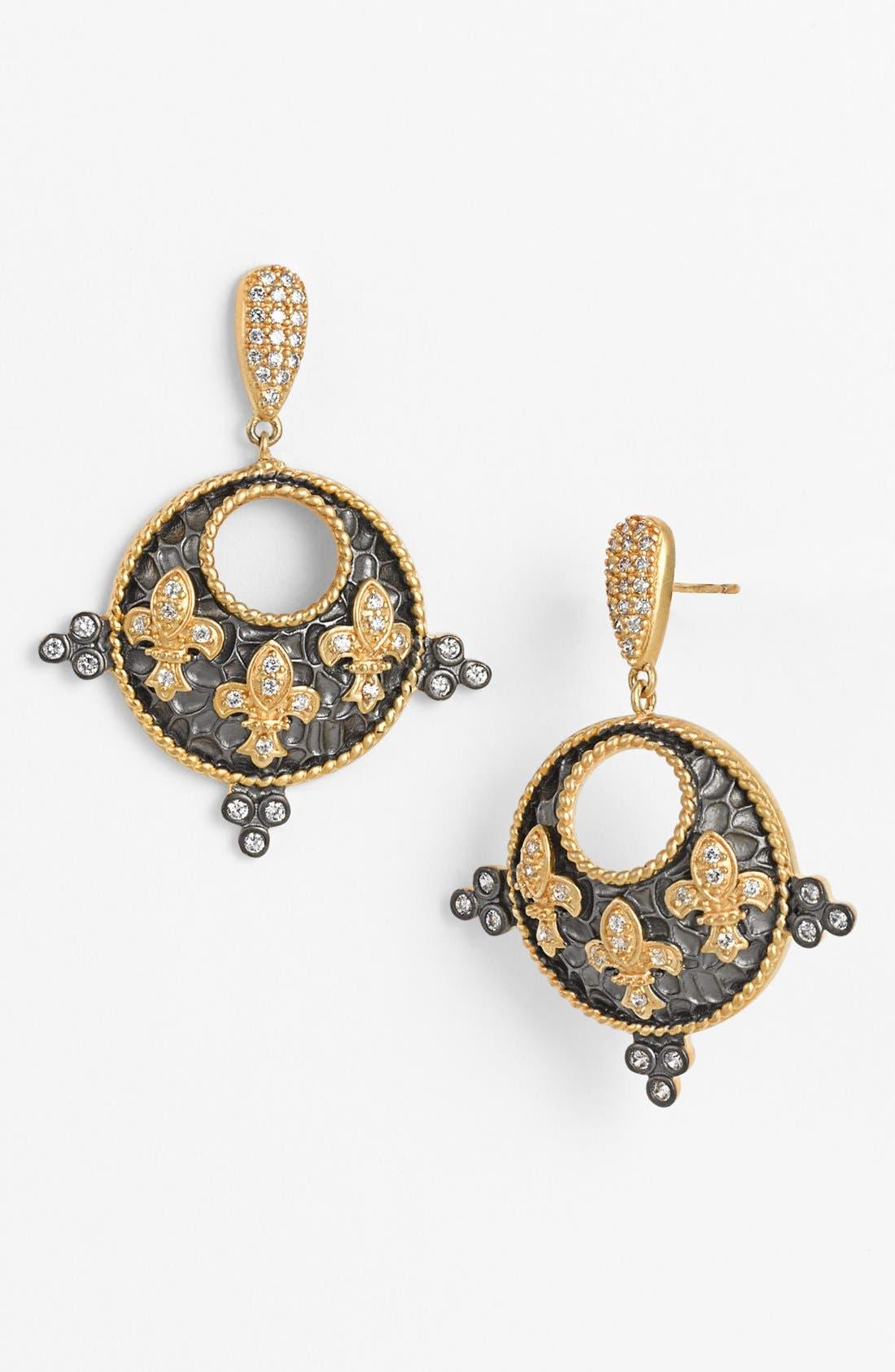 Alternate Image 1 Selected - FREIDA ROTHMAN 'Tribeca' Drop Earrings