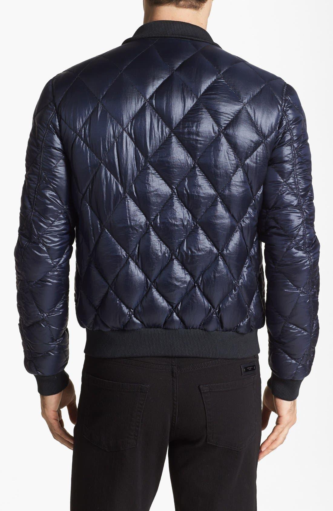 Alternate Image 2  - Burberry Brit 'Martyn' Reversible Jacket