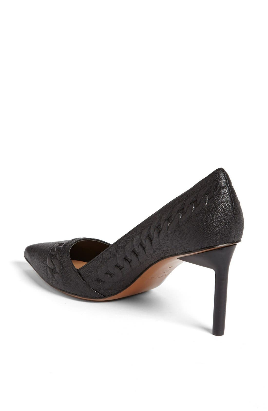 Alternate Image 2  - Rachel Zoe 'Kenley' Leather Pump
