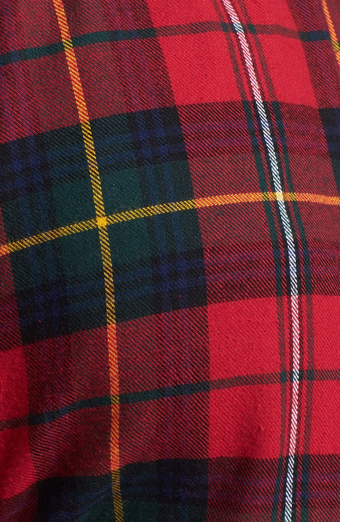 Alternate Image 3  - Polo Ralph Lauren Flannel Lounge Pants