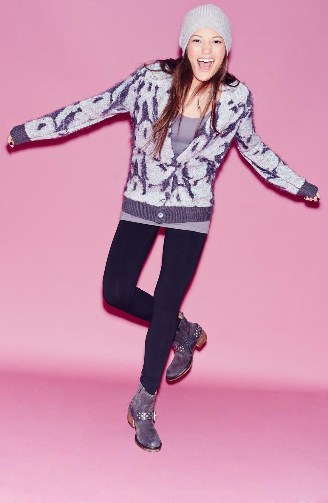 Alternate Image 1 Selected - BP. Sweater, Tank & Leggings