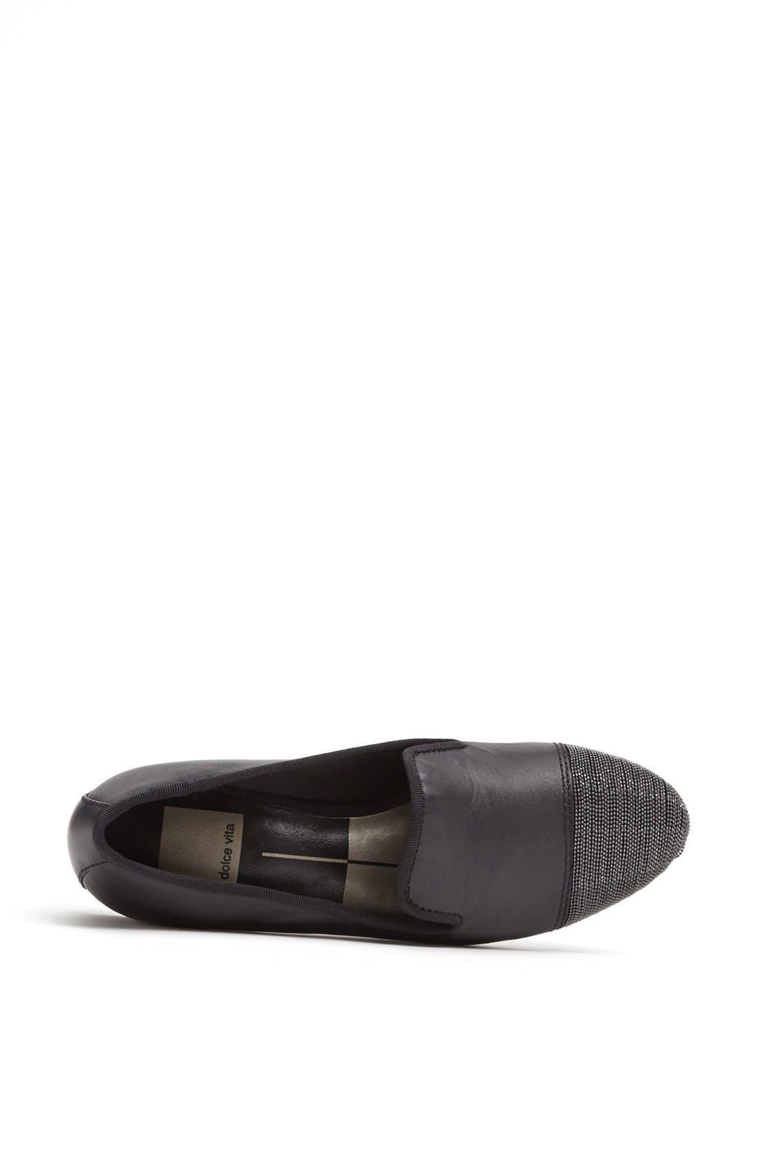 Alternate Image 3  - Dolce Vita Loafer Flat