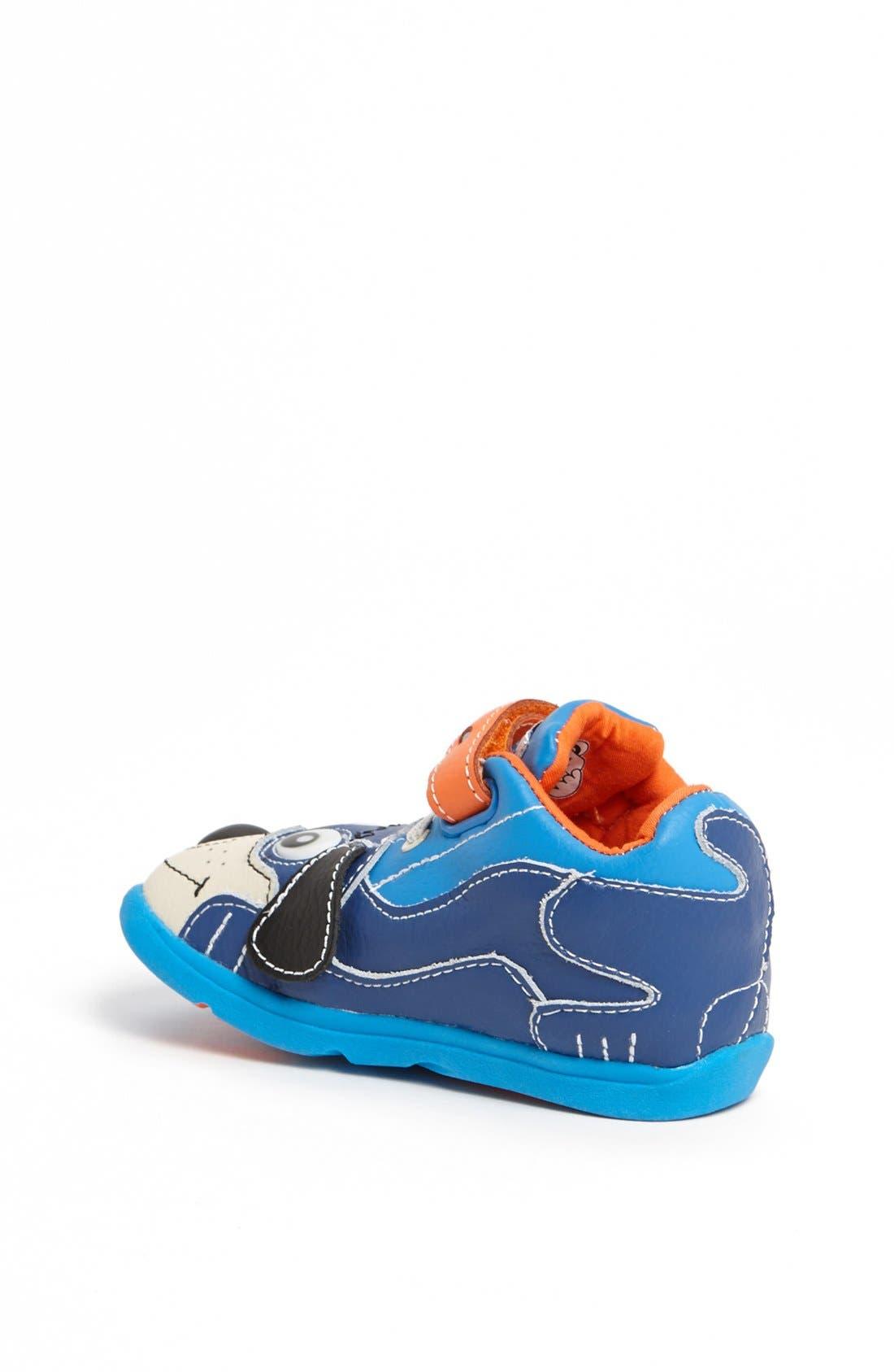 Alternate Image 2  - Zooligans™ 'Sparky the Puppy' Sneaker (Baby, Walker, Toddler & Little Kid)