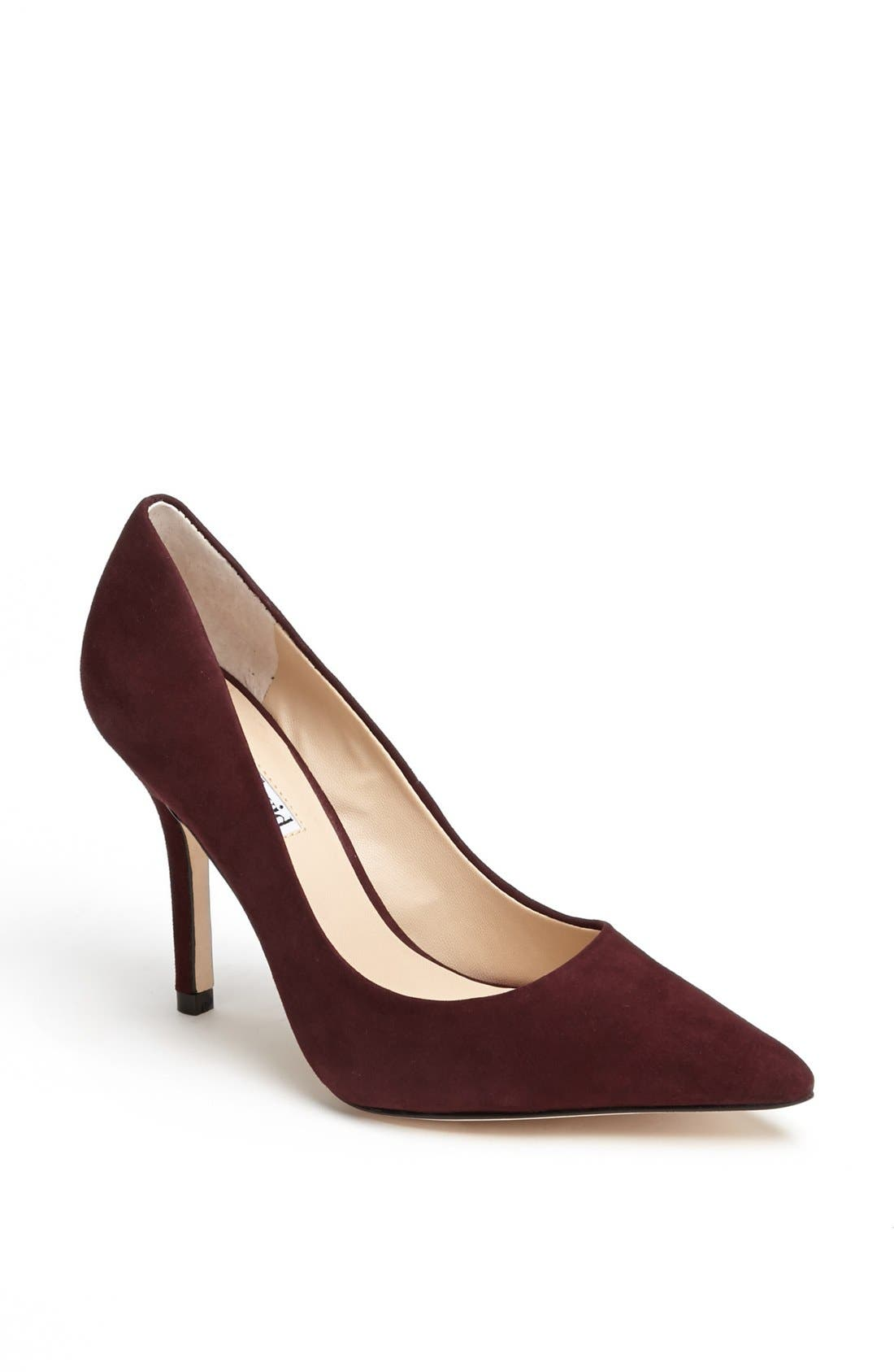 Alternate Image 1 Selected - Charles David 'Sway II' Suede Pump