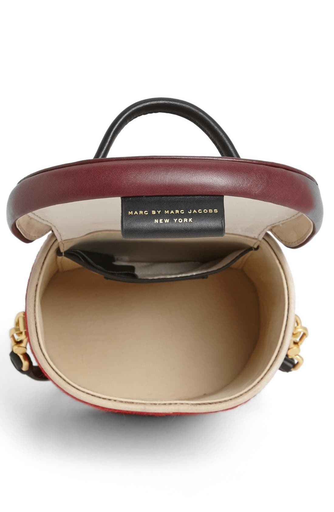 Alternate Image 3  - MARC BY MARC JACOBS 'Allegra' Crossbody Bag