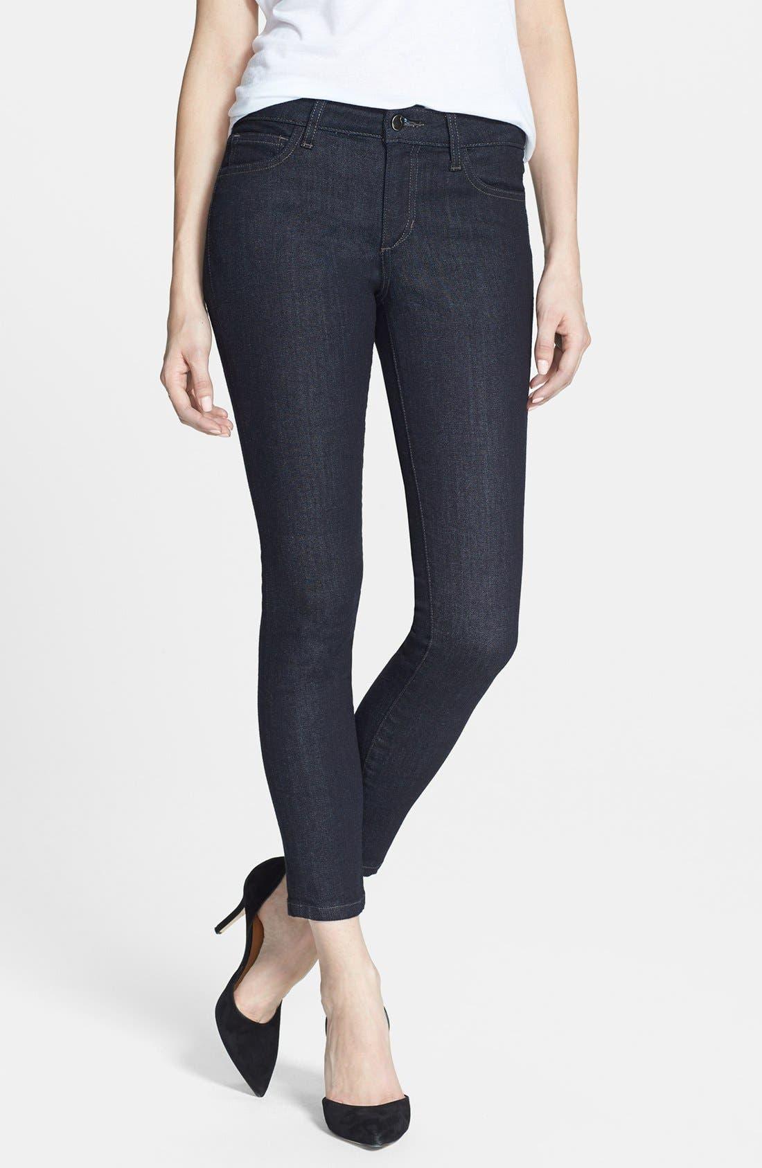Alternate Image 1 Selected - Joe's Skinny Ankle Jeans (Delia)