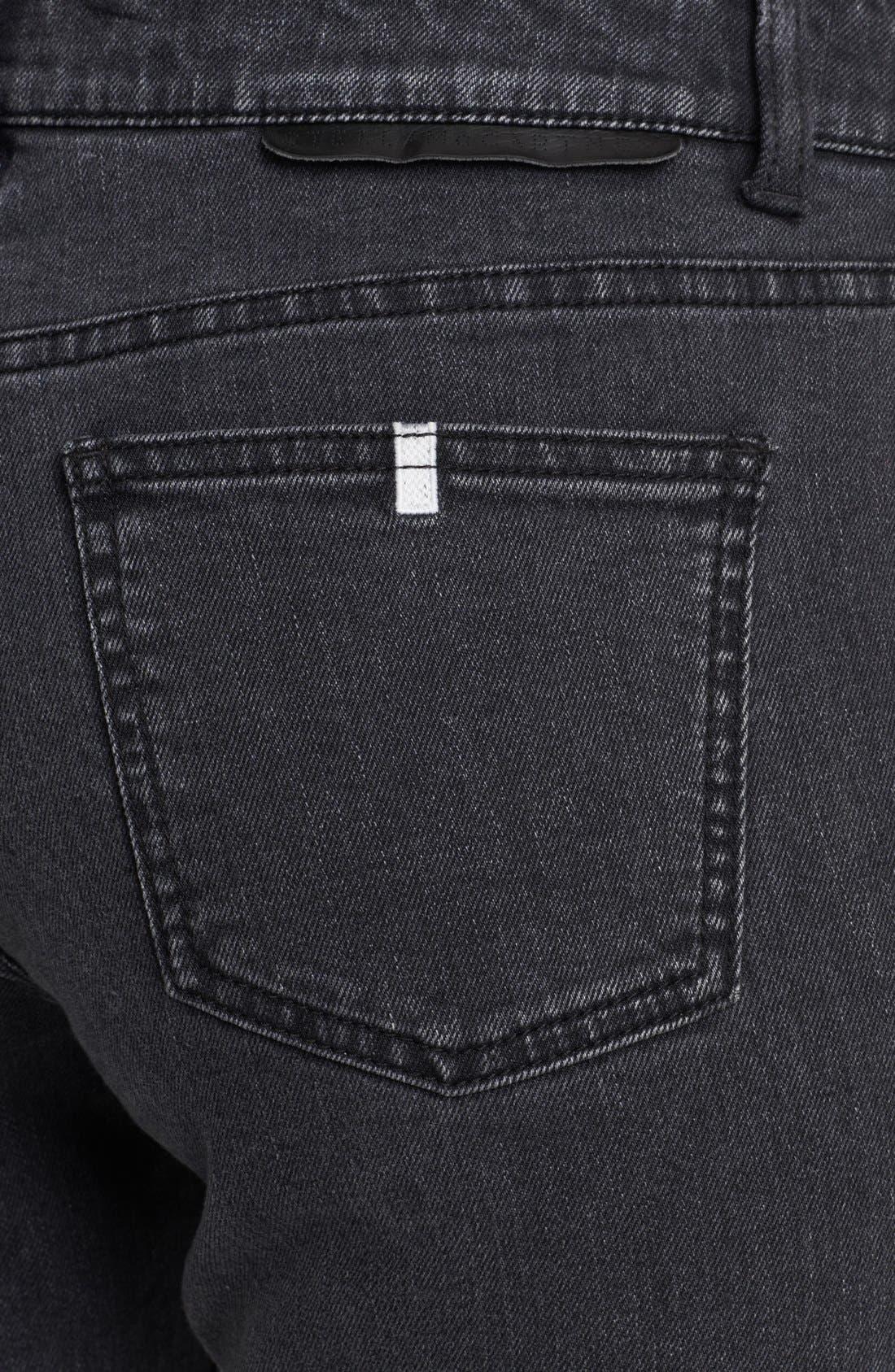 Alternate Image 3  - Stella McCartney 'Simone' Dégradé Skinny Ankle Grazer Jeans