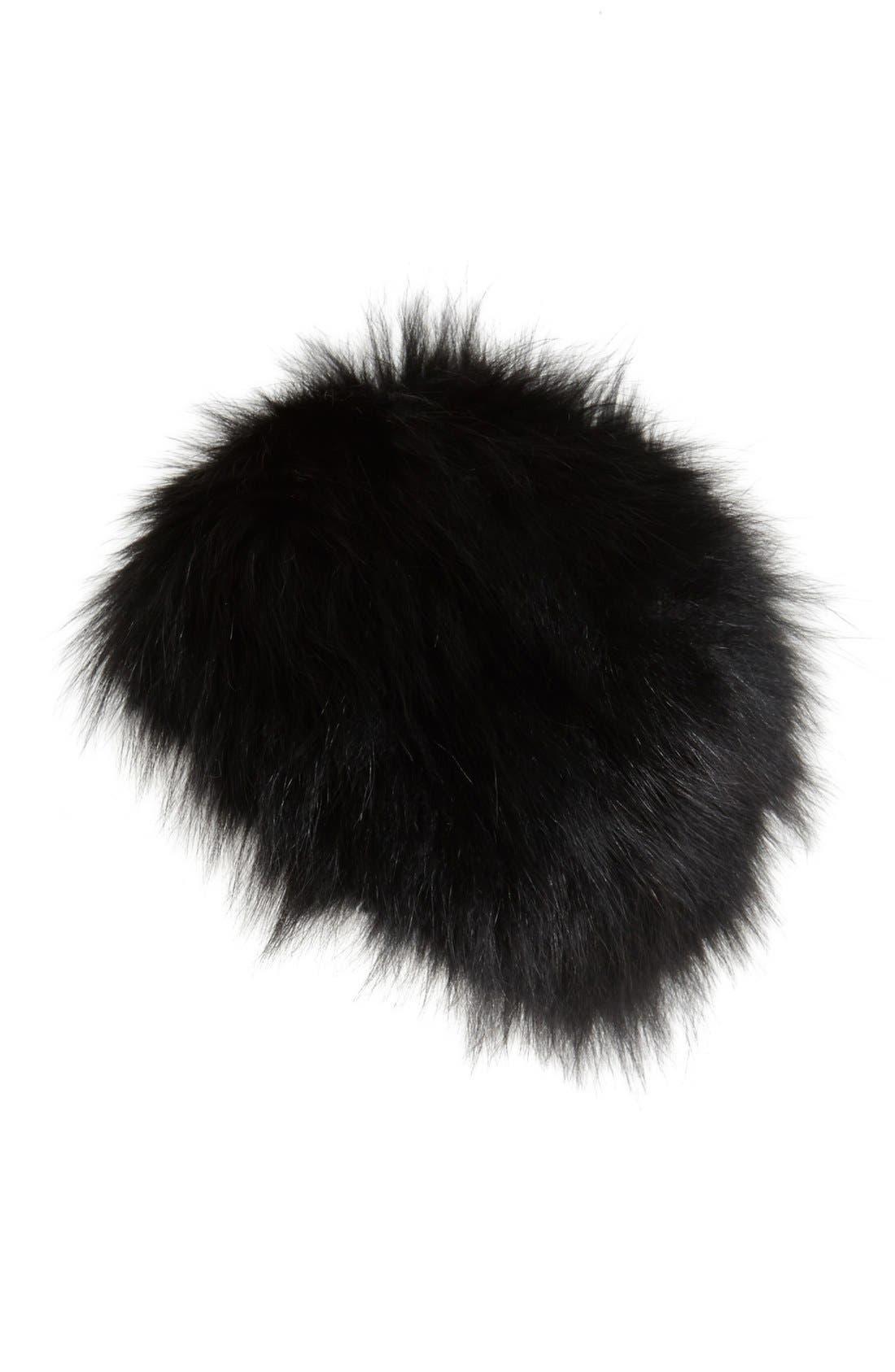 Alternate Image 2  - Dena Genuine Fox Fur Hat
