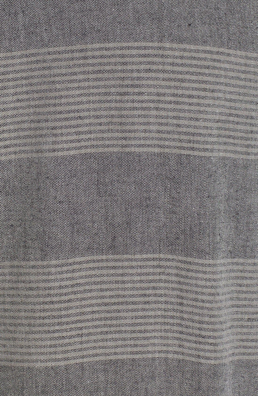 Alternate Image 3  - Quiksilver 'Tube Release' Stripe Short Sleeve Shirt