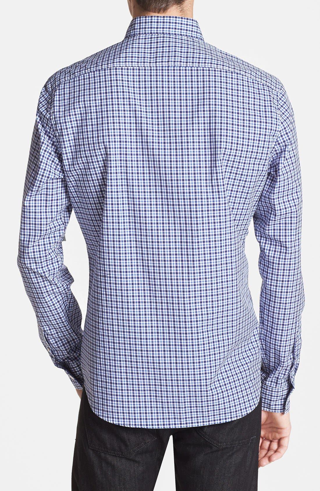 Alternate Image 2  - Burberry Brit 'Fred' Check Sport Shirt