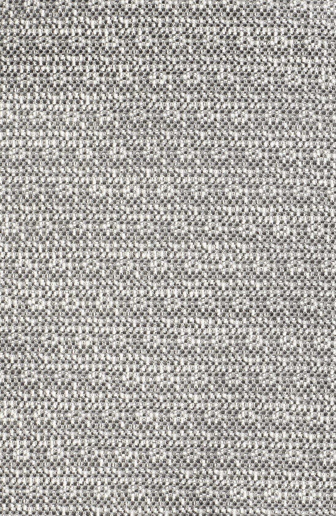Alternate Image 3  - Jason Wu Colorblock Crepe & Tweed Dress