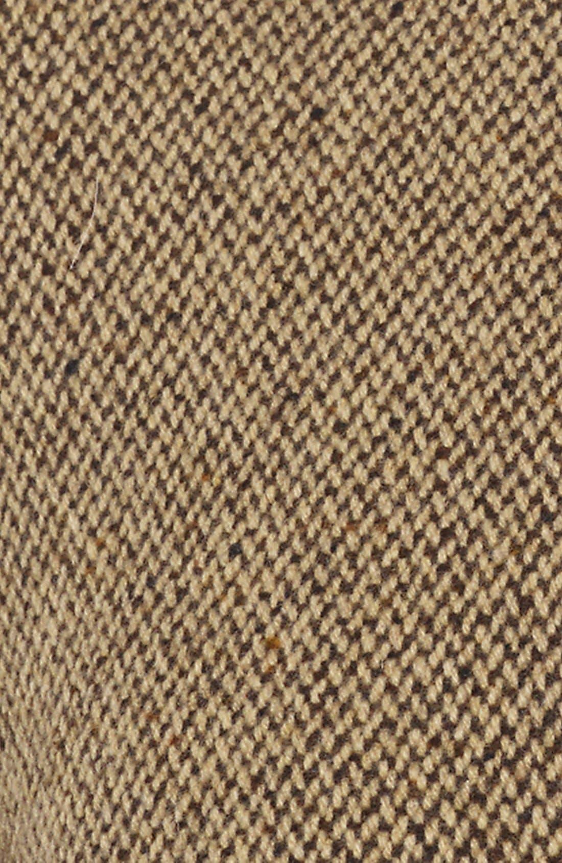 Alternate Image 3  - Lauren Ralph Lauren Buckle Tab Collar Wool Blend Coat (Online Only)