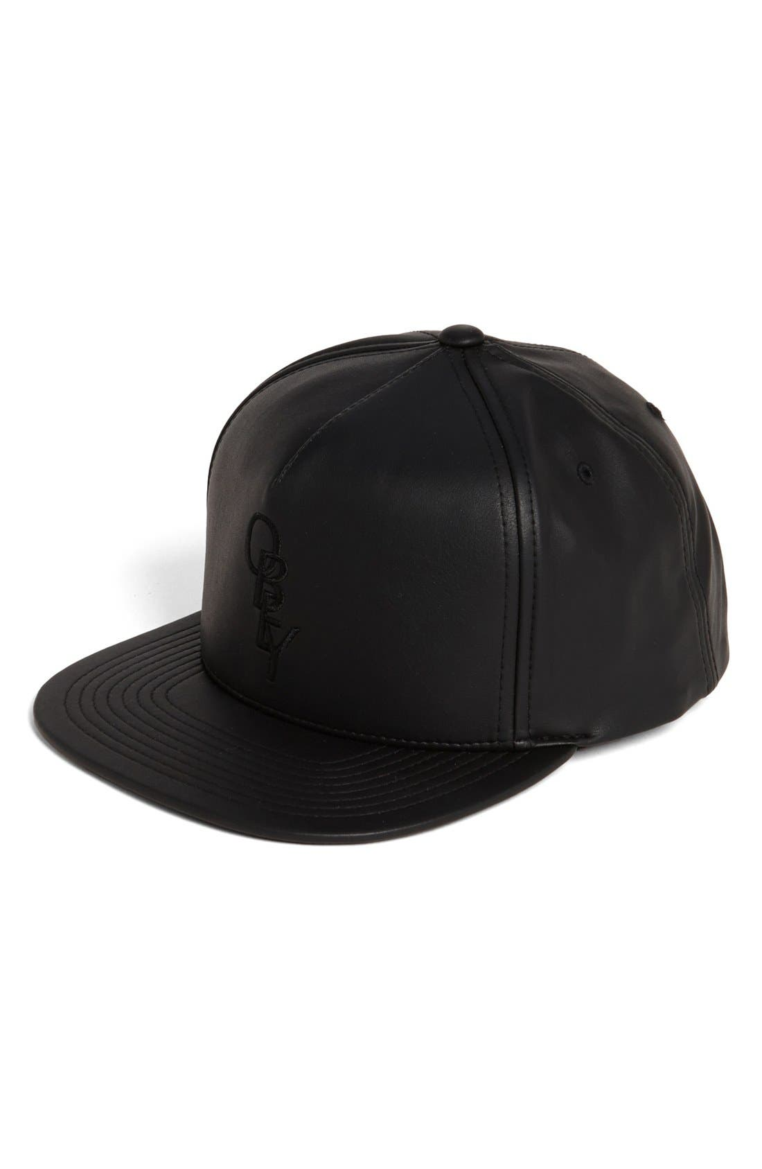 Alternate Image 1 Selected - Obey 'Premier' Snapback Baseball Cap