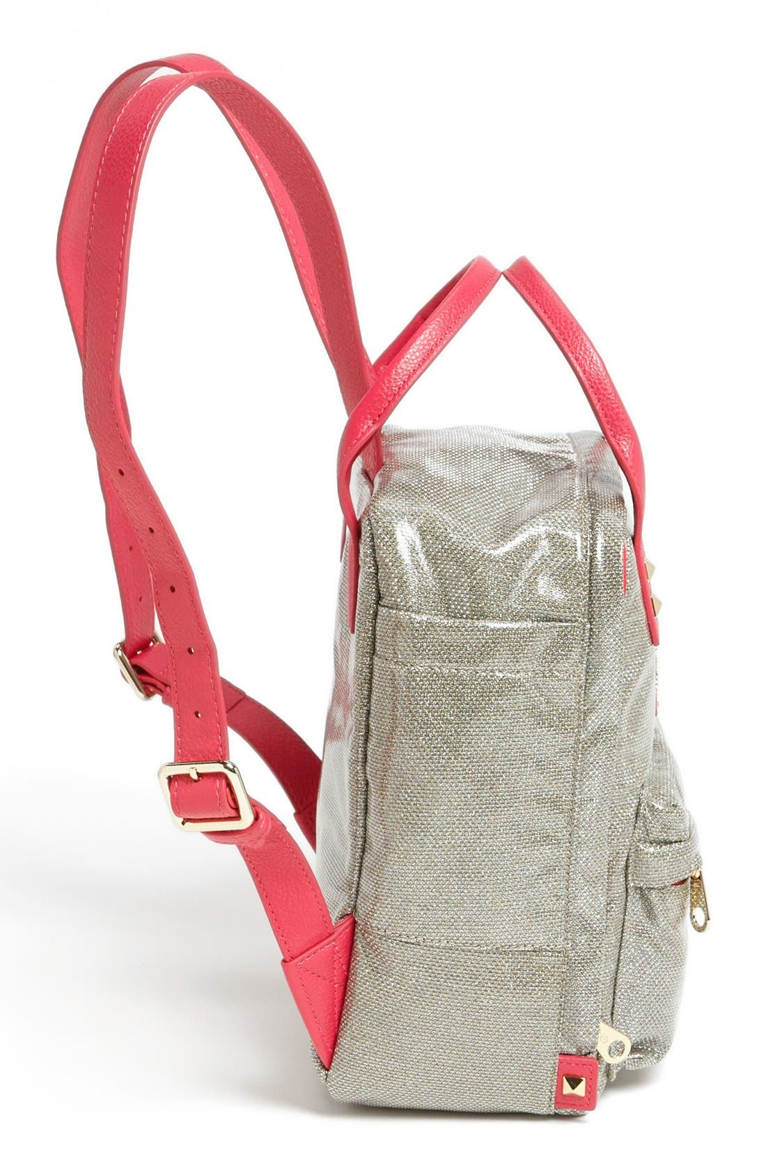 Alternate Image 2  - Juicy Couture 'Bright Diamond' Backpack (Girls)